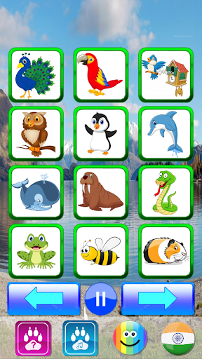 Animal sounds. Learn animals names for kids 5.0 screenshots 7