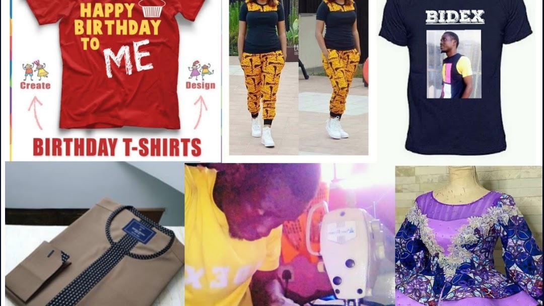 Bidex Fashion Design Fashion Designer In Lagos