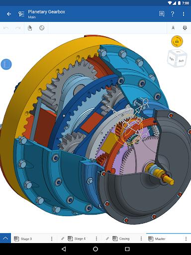 Onshape 3D CAD  screenshots 15