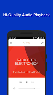 Barbados Radio & Music- screenshot thumbnail