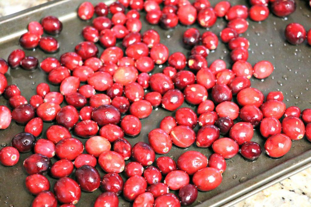 How to Sugar Cranberries