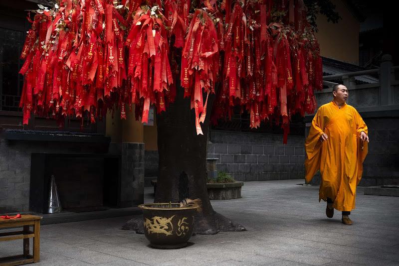 Línggǔ-sì Monk di An3