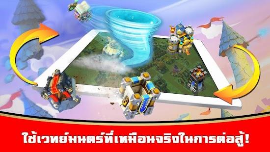 ศึกชิงปราสาท : Castle Clash- screenshot thumbnail