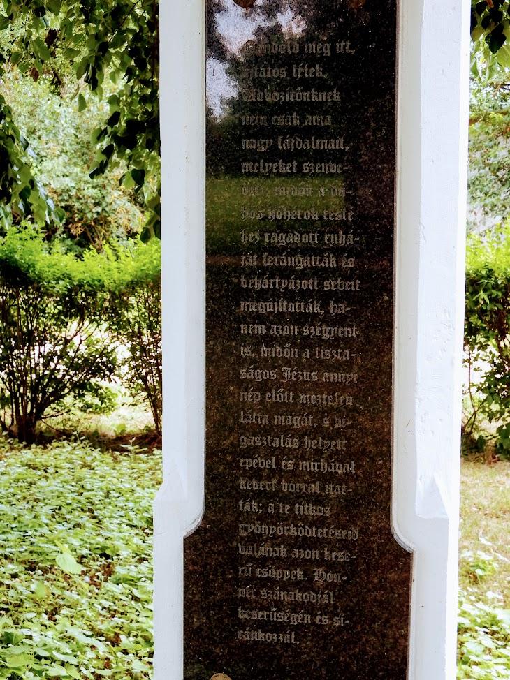 Gölle - Szent Vendel temetőkápolna és kálvária