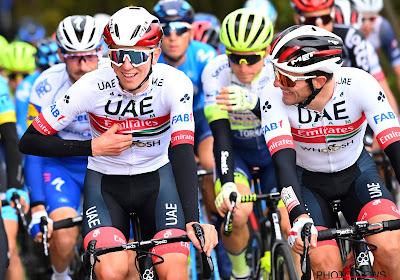 UAE Team Emirates vaccineert renners en staff tegen het coronavirus