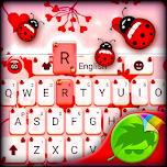 Ladybug Keyboard Theme apk thumbnail