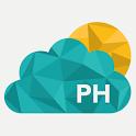 Philippines weather forecast icon