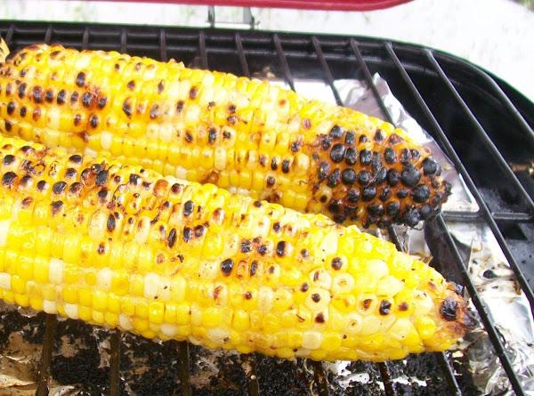 Italian'o Corn On The Cob Recipe