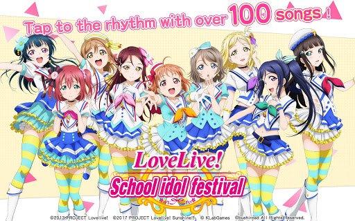 Love Live! School idol festival- Music Rhythm Game - Apps on
