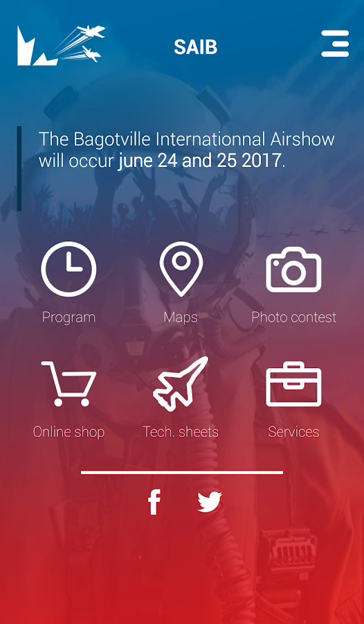 Bagotville Air Show- screenshot