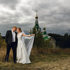 Wedding photographer Svyatoslav Dyakonov (SlavaLiS). Photo of 02.10.2017
