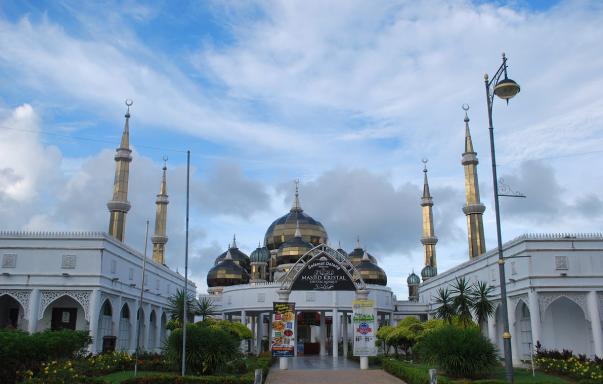 Mesquita de Cristal