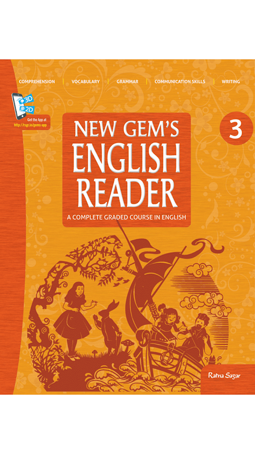 New Gem's English Reader 3- screenshot