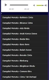 Kumpulan Lagu Dangdut Monata mp3 - náhled