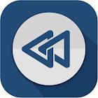 Reverse Video Movie Camera Fun icon