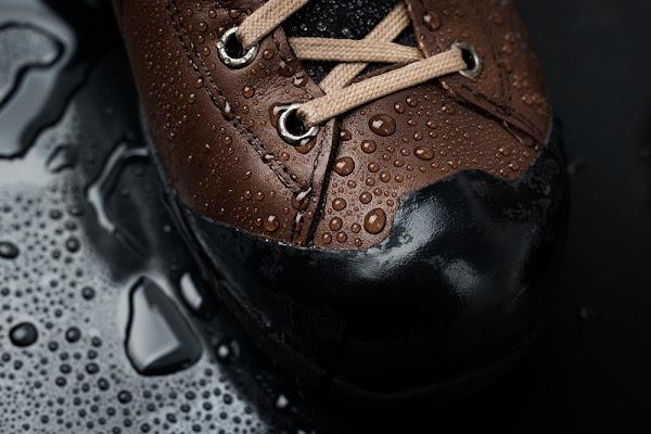 schoenen waterdicht maken