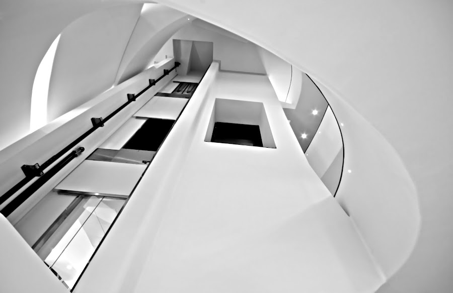 modern museum by Marco Virgone - Buildings & Architecture Other Interior ( modern, museum )