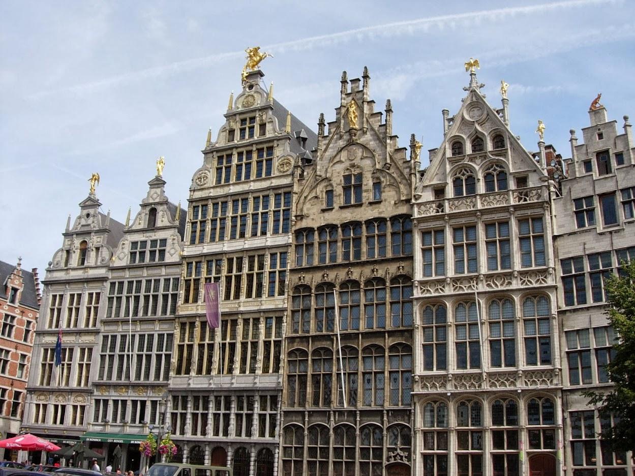 Grande-Place à Anvers