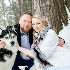 Wedding photographer Anna Alekhina (alehina). Photo of 28.02.2017