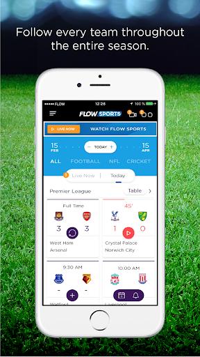 Flow Sports 1.3.9 screenshots 2