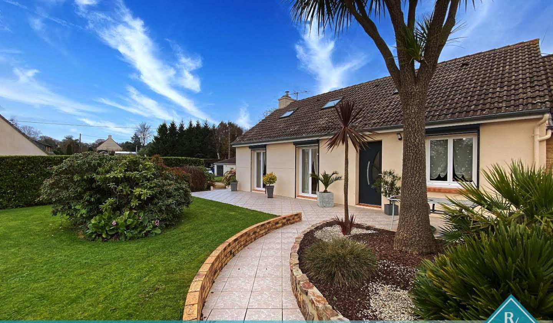 Maison avec terrasse Le Theil