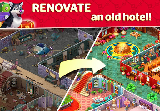 Hotel Blast 1.0.0 screenshots 1