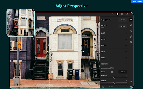 Adobe Lightroom - Photo Editor Screenshot