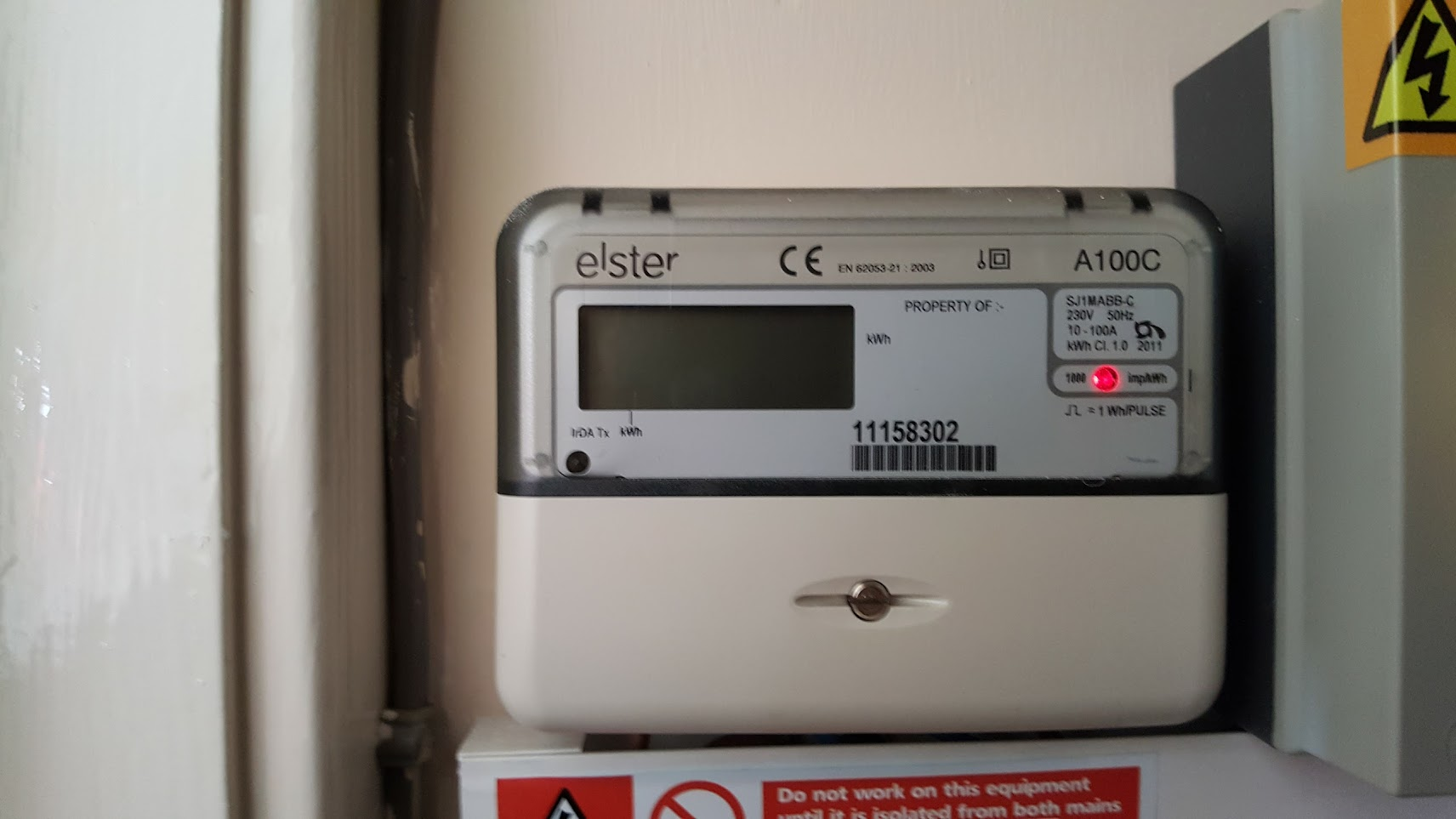 Replacement Solar PV Total Generation Meter