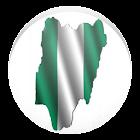 SIMPLE NIGERIA MAP OFFLINE 2019 icon