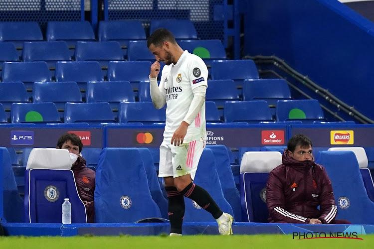 Zidane gaf Hazard geen cadeau: Spaanse pers leeft nog steeds met beeld van Ronaldo als maatstaf, dat is Eden niet