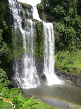 Photo: Waterfalls of the Bolaven Plateau