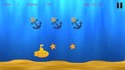 水中での海底シンク|玩街機App免費|玩APPs