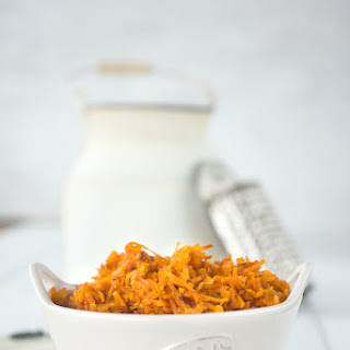 Grated Sweet Potato Recipes