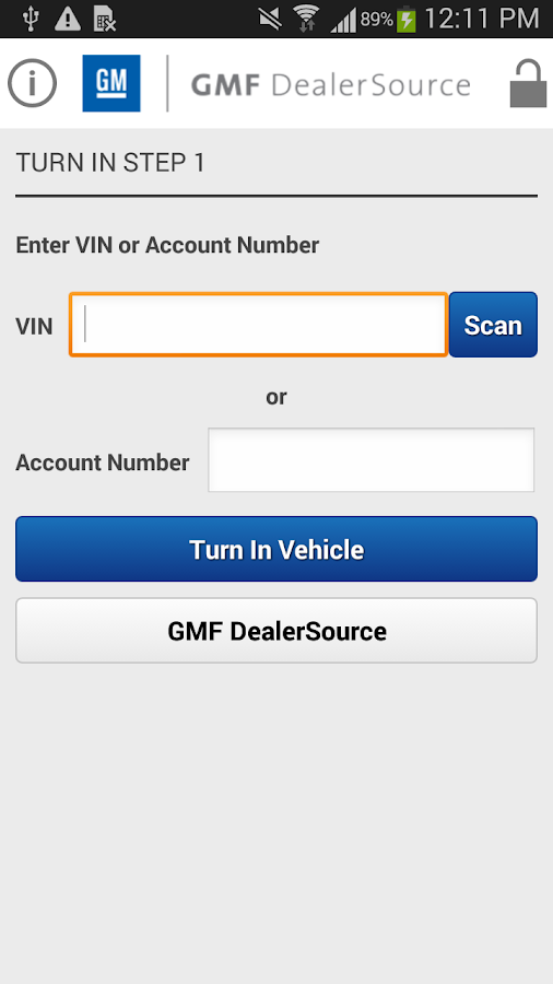 GMF DS- screenshot