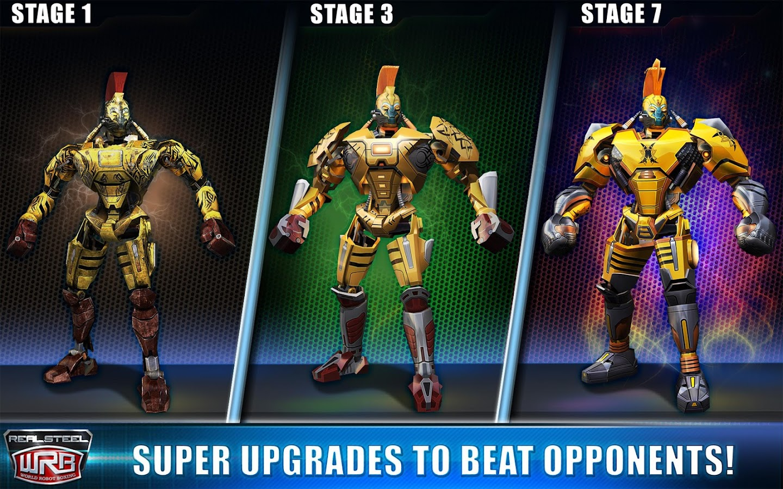 Real Steel World Robot Boxing - screenshot