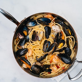 Pasta from the Rocks