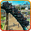 Rollercoaster Tourist Adventur icon
