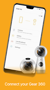 Gear 360 for All Screenshot