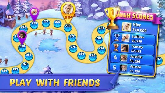 Solitaire TriPeaks Journey – Free Card Game 4