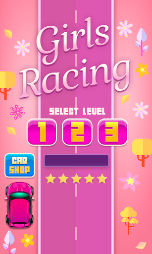 Girls Racing - Fashion Car Race Game For Girls  screenshots 4
