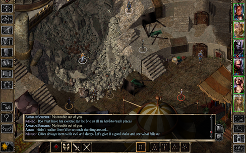 Baldur's Gate II MOD APK 2.5.16.6 (Unlimited Money) 9
