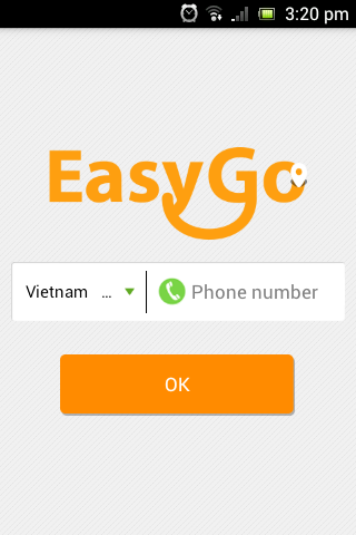 Easygo- screenshot