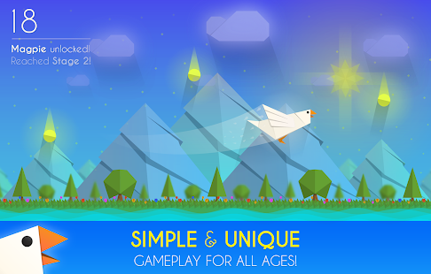 Paper Wings Screenshot