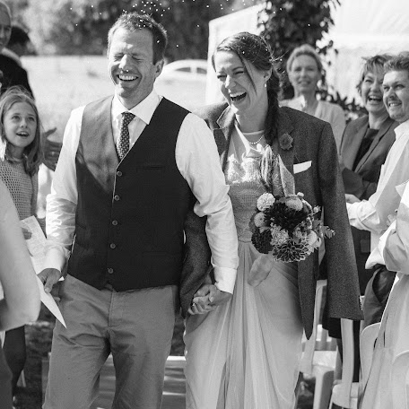 Wedding photographer Tine Hvolby (tinehvolby). Photo of 30.07.2017