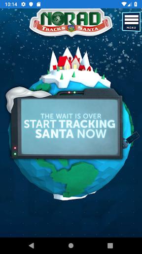 NORAD Tracks Santa screenshot 1