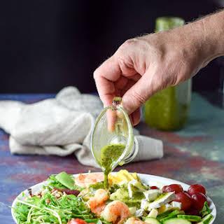 Smorgasbord Shrimp Salad.