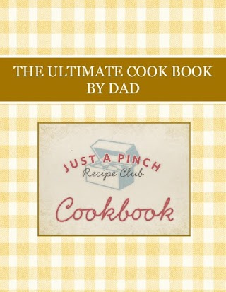 THE ULTIMATE COOK BOOK BY DAD