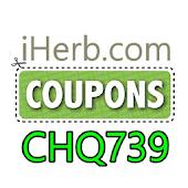 iHerb Coupon code CHQ739