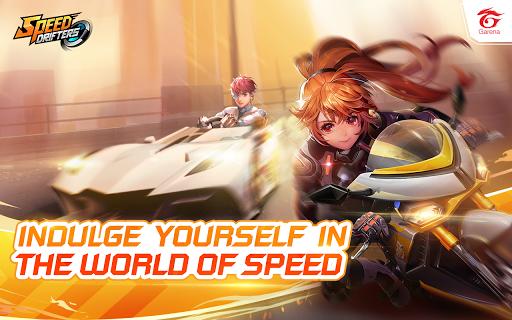 Garena Speed Drifters APK MOD screenshots 1