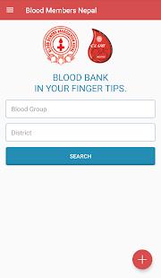 Blood Members Nepal - náhled